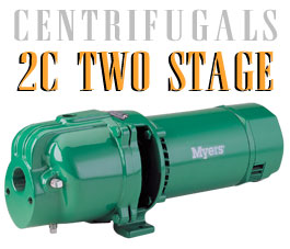 Myers 2C Two Stage Centrifugal Irrigation Pumps from Do-It-Yourself Irrigation