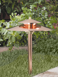 Vista Model 2127 Copper Path Light