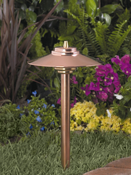 Vista Model 2130 Copper Path Light