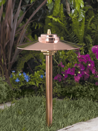 Vista Model 2131 Copper Path Light