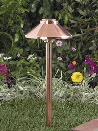 Vista Model 2133 Copper Path Light