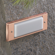 Vista Pro Model 2145 Copper  Step Light