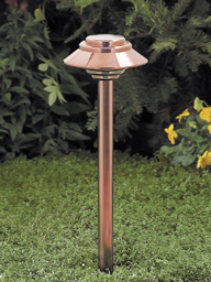 Vista Model 2160 Copper Path Light