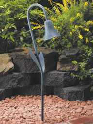 Vista Pro Model 4208 Tulip Path Light w/ Leaves